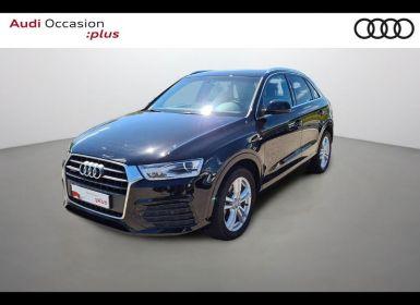 Vente Audi Q3 2.0 TDI 150ch S line quattro S tronic 7 Occasion