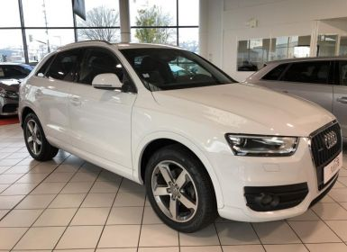 Achat Audi Q3 2.0 TDI 177ch Ambition Luxe quattro S tronic 7 Occasion