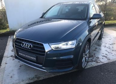 Voiture Audi Q3 2.0 TDI 184ch Ambition Luxe quattro S tronic 7 Occasion