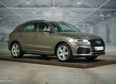 Achat Audi Q3 2.0 TDI design quattro 2x S line LED Panorama Occasion