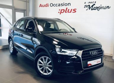 Voiture Audi Q3 2.0 TDI Ultra 150 ch Ambiente Occasion