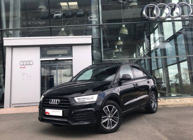 Voiture Audi Q3 2.0 TDI Ultra 150 ch Midnight Series Occasion