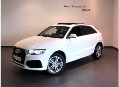 Voiture Audi Q3 2.0 TDI Ultra 150 ch S line Occasion