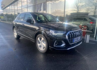 Voiture Audi Q3 35 TDI 150 ch S tronic 7 Design Luxe Occasion