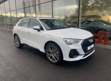 Voiture Audi Q3 35 TDI 150 ch S tronic 7 S line Neuf