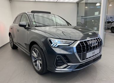 Voiture Audi Q3 35 TDI 150 ch S tronic 7 S line Occasion