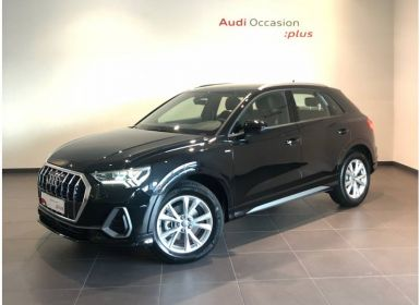 Voiture Audi Q3 35 TFSI 150 ch S tronic 7 S line Occasion