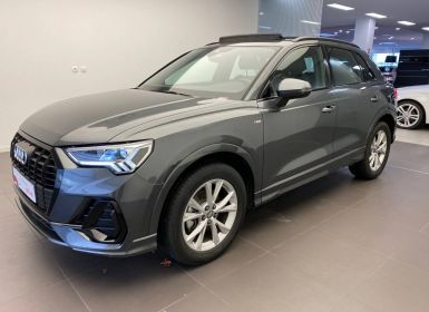Audi Q3 35 TFSI 150 ch S tronic 7 S line Occasion