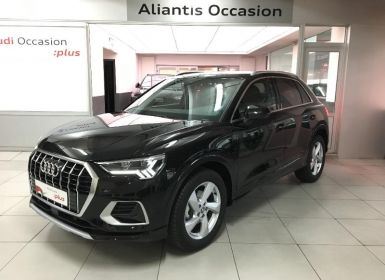 Acheter Audi Q3 35 TFSI 150ch Design Luxe S tronic 7 Occasion