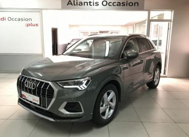 Achat Audi Q3 35 TFSI 150ch Design Luxe S tronic 7 Occasion