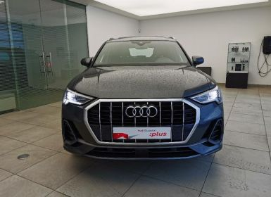 Voiture Audi Q3 35 TFSI 150ch S line S tronic 7 Occasion