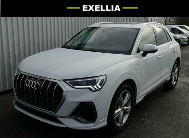 Achat Audi Q3 35 TFSI S LINE S TRONIC  Occasion