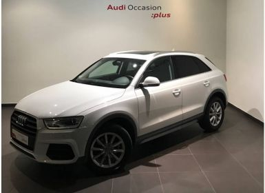 Voiture Audi Q3 BUSINESS 2.0 TDI 150 ch S tronic 7 Quattro Line Occasion