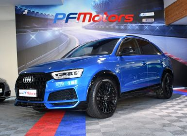 Achat Audi Q3 Quattro 2.0 TFSI 180 S-Line S-Tronic GPS Hayon Full LED Cuir Défilement JA 19 Occasion