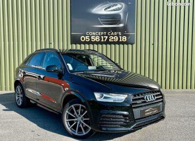 Audi Q3 Quattro Phase 2 S-Tronic7 184 cv Boîte auto Occasion