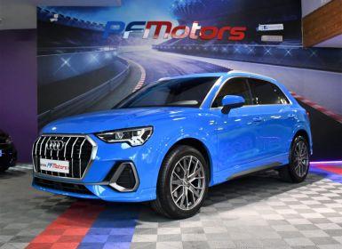 Audi Q3 S-Line 35 TFSI 150 S-Tronic 7 GPS Virtual Drive Hayon Pre Sense JA 19 Occasion