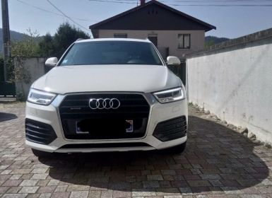 Achat Audi Q3 s-line quattro Occasion