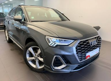 Voiture Audi Q3 Sportback 35 TDI 150 ch S tronic 7 S line Occasion