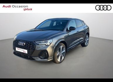 Achat Audi Q3 Sportback 35 TFSI 1.5 150CH S TRONIC 7 S LINE Occasion