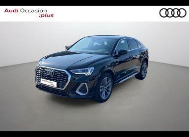 Achat Audi Q3 Sportback 45 TFSI 230ch S line quattro S tronic 7 Occasion