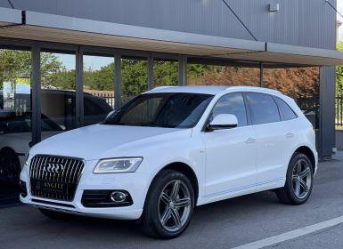 Vente Audi Q5 (2) 2.0 TDI 150 CLEAN DIESEL S LINE QUATTRO Occasion