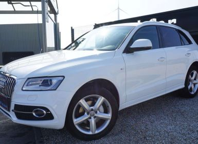 Vente Audi Q5 2.0 TDi Quattro S-LINE S tronic - Garantie 12 mois - Occasion