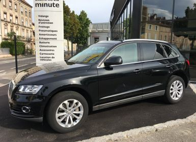 Voiture Audi Q5 Ambition Luxe Occasion