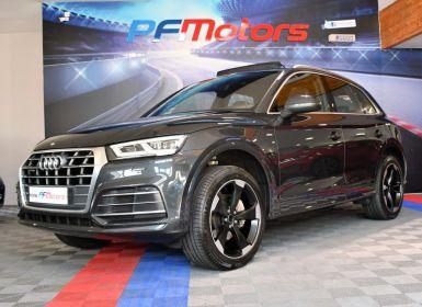 Vente Audi Q5 S-Line 2.0 TDI 190 Quattro GPS Virtual ACC Caméra TO Affichage Tête Haute Pré Sense Side Attelage Hayon JA 19 Occasion