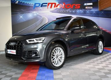 Vente Audi Q5 S-Line 3.0 V6 286 Quattro GPS Virtual ACC TO Webasto Lane Pré Sense Hayon Attelage JA 20 Occasion