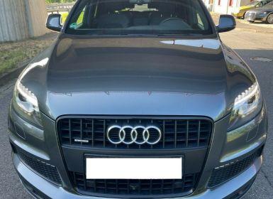 Vente Audi Q7 3.0 TDI 245  quattro S-Line 6 places,toit panoramique Occasion