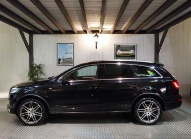 Acheter Audi Q7 3.0 TDI 245 CV AVUS QUATTRO BVA 7PL Occasion