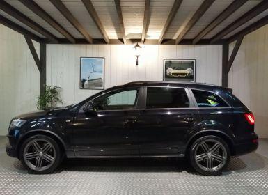 Vente Audi Q7 3.0 TDI 245 CV SLINE QUATTRO BVA 7PL Occasion