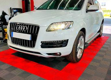 Vente Audi Q7 3.0 TDI 2967cm3 204cv  Occasion