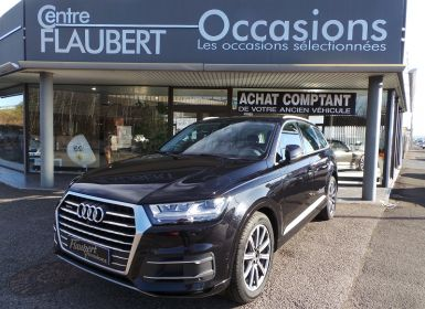 Achat Audi Q7 3.0 V6 TDI 218CH ULTRA CLEAN DIESEL AVUS EXTENDED QUATTRO TIPTRONIC 7 PLACES Occasion