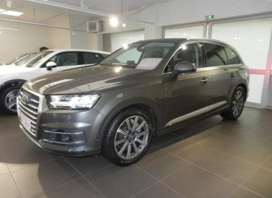 Vente Audi Q7 3.0 V6 TDI 272ch clean diesel Avus Extended quattro Tiptronic 7 places Occasion