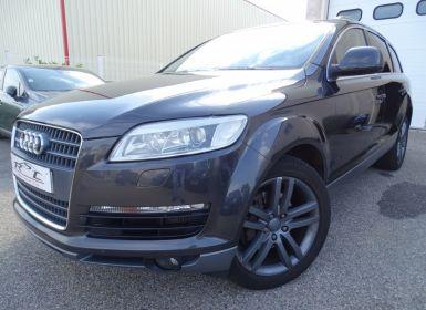 Vente Audi Q7 3.0L TDI AVUS 7 Places Tipt/ Toe Pano  Pdc  Bose  Jantes 20 2eme Main Français  Occasion