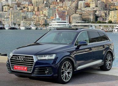 Achat Audi Q7 50 TDI 286cv Quattro Tiptronic - 7 places Occasion