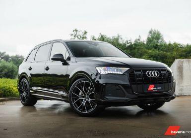 Audi Q7 50 TDI Quattro S-Line - B&O - 360° - 7 Seats Neuf