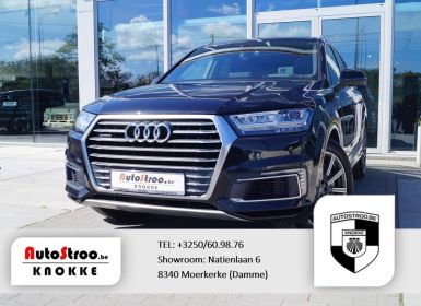 Vente Audi Q7 E-tron Hyrbid S-Line Full Option Occasion