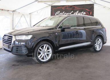 Vente Audi Q7 II V6 3.0 TDI ULTRA CD 218 QUATTRO S LINE TIPTRONIC Occasion