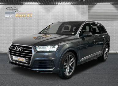 Vente Audi Q7 quattro 3.0 v6 tdi 218 cv s line Occasion