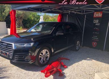 Vente Audi Q7 quattro 3.0 v6 tdi clean diesel 272 lux Occasion