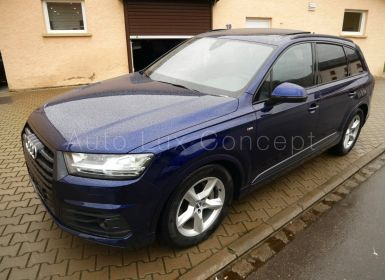 Voiture Audi Q7 S Line 3.0 TDi 272, 7 Places Occasion