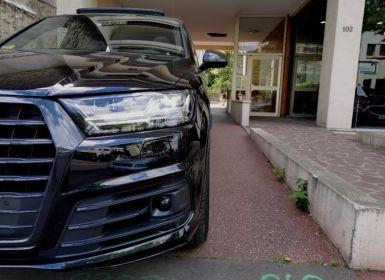 Vente Audi Q7 TDI V6 286CV TIPTRONIC S EDITION Occasion