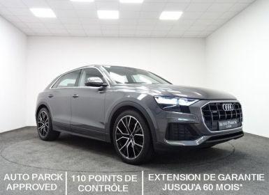 Achat Audi Q8 50 TDI 286CH QUATTRO TIPTRONIC 8 Occasion