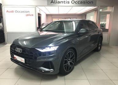 Achat Audi Q8 50 TDI 286ch S line quattro tiptronic 8 Occasion