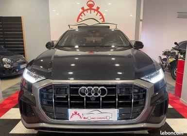 Vente Audi Q8 50 TDI 286CH S LINE QUATTRO TIPTRONIC 8 FR Occasion