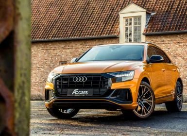 Vente Audi Q8 50 TDI - S-LINE - MATRIX LED - HEAD UP - 1 OWNER - - Occasion