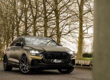 Vente Audi Q8 50TDI - QUATTRO - S-LINE - 1 OWNER - BELGIAN Occasion