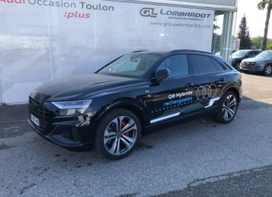 Vente Audi Q8 60 TFSI e 462 Tiptronic 8 Quattro Compétition Occasion